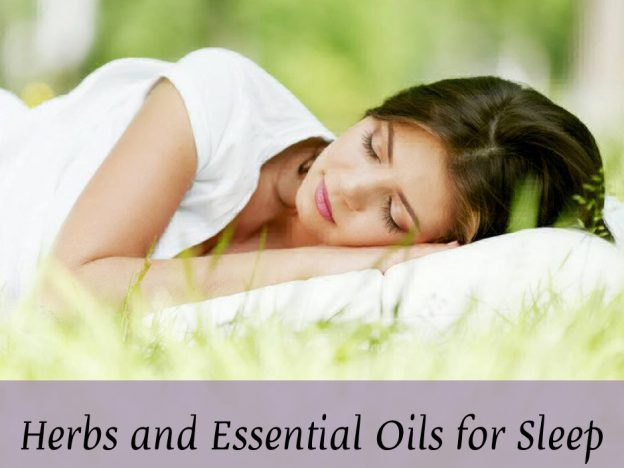 Herbs & Essential Oils for Sleep with Kristie Miller, MH, CA course image