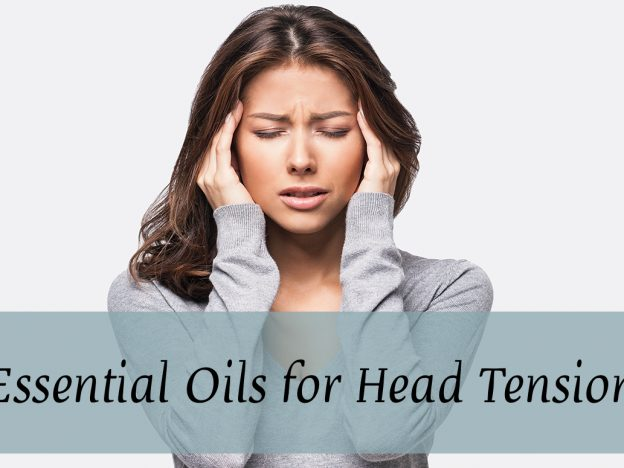 Essential Oils for Head Tension with Kristie Miller, MH, CA course image