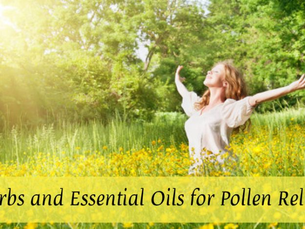 Herbs & Essential Oils for Pollen Relief with Kristie Miller, MH, CA course image