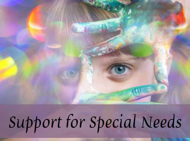 Support for Special Needs with Kristie Miller, MH, CA course image