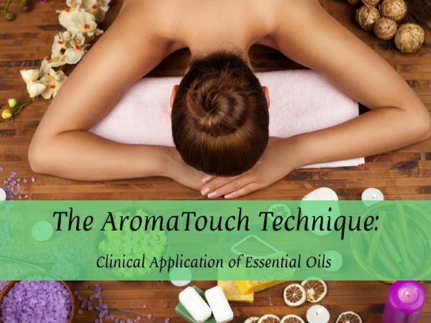 AromaTouch Technique: Clinical Application of Essential Oils with Kristie Miller, MH, CA course image